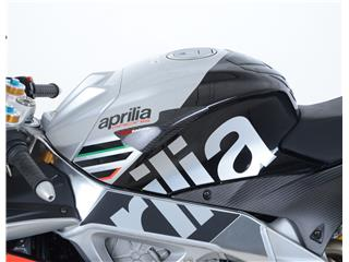 Sliders de réservoir R&G RACING carbone Aprilia Tuono V4  Factory - 444952