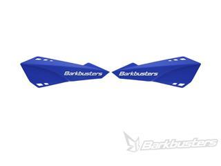 Kit completo paramanos de bicicleta Barkbusters azul