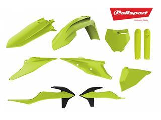 Kit plastiques POLISPORT jaune fluo KTM SX/SX-F - 4420006823