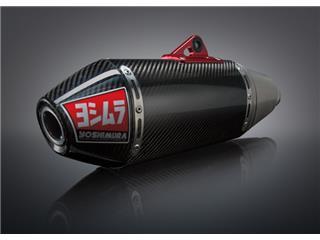 Ligne complète Yoshimura USA RS4 titane/Silencieux carbone KTM SX-F350