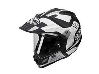 Casque ARAI Tour-X 4 Vision White mat taille XL - 43110900XL