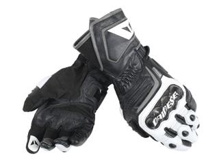 Dainese Carbon D1 Long Gloves Black/White/Anthracite Size L