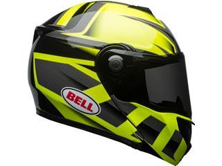 BELL SRT Predator Modular Helmet Gloss Hi-Viz Green/Black Size XS - 702d48d3-9744-487a-a0f7-b606413eea1e