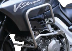 Bihr crash bars Suzuki DL650 V-STROM