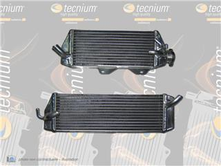 TECNIUM LEFT RADIATOR FOR KAWASAKI