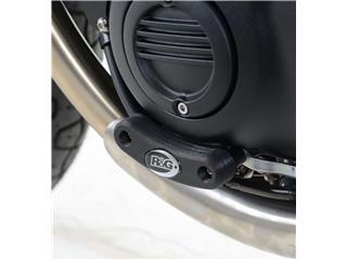 MOTORPROTEKTOREN R&G LINKS SCHWARZ - 443762