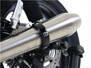R&G RACING Endschalldämpfer-Protektor schwarz Triumph Street Twin - 444946