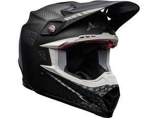 Casque BELL Moto-9 Flex Slayco Matte/Gloss Gray/Black taille S - 70d0500d-b348-4b00-87c9-cd3eb813e443