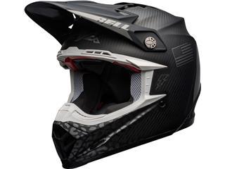 Casque BELL Moto-9 Flex Slayco Matte/Gloss Gray/Black taille S - 801000311068