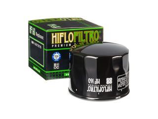 HIFLOFILTRO HF160 Oil Filter Black BMW - 71143716-fa03-4b85-9e8b-11ee2e8bbbc0