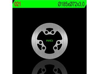 Disque de frein NG 021 rond fixe - 350021