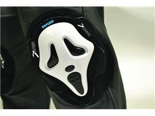 Sliders de genou OXFORD Screamer blanc