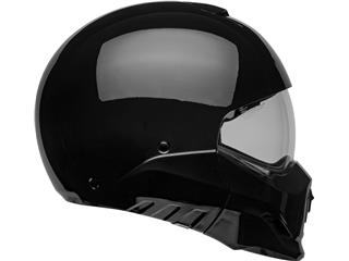 BELL Broozer Helm Gloss Black Maat S - 7167cb23-d1cf-40ab-bbde-f48a022e96d1