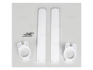 Protections de fourche UFO blanc Yamaha - 78436213