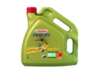 CASTROL Power 1 4T 10W30 Semi-synthetic Motor Oil 4 x 4L