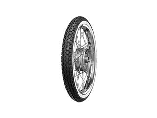 CONTINENTAL Tyre KKS 10 WW White wall 2.00-19 M/C 24B TT