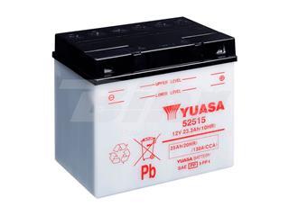 Batería Yuasa 52515 Combipack (con electrolito)
