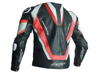 Veste RST Tractech Evo R CE cuir rouge fluo taille L homme - 71d3b386-ea62-4405-a477-5caf6688a559