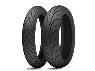 Pneu MICHELIN PILOT ROAD 2 180/55 ZR 17 M/C (73W) TL