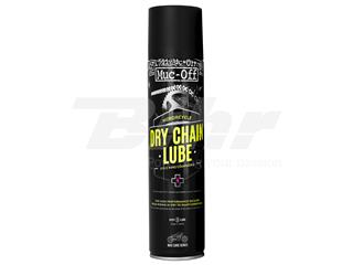 Grasa de cadena (para seco) con PTFE (teflon) Muc-Off Motorcycle Dry Chain Lube Spray 400ml