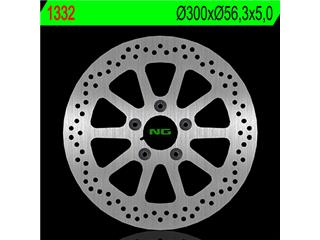 NG 1332 Brake Disc Round Fix Harley Davidson