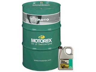 Huile moteur MOTOREX 4T 10W/40 semi-synthétique 62L - 551716