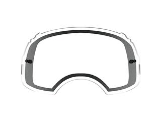 Ecran double de rechange OAKLEY Airbrake Plutonite transparent