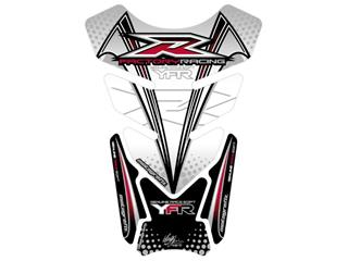 Protection de réservoir MOTOGRAFIX 4pcs blanc Yamaha