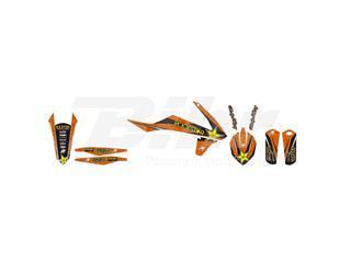 Kit de autocolantes Blackbird Rockstar Energy KTM 2541L