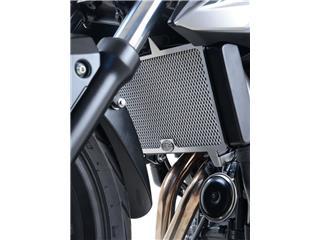 Protection de radiateur R&G RACING alu noir Honda CB500F