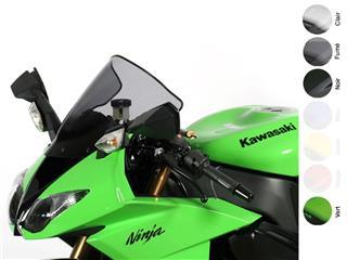 Bulle MRA Racing fumé Kawasaki