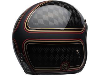 Capacete Bell Custom 500 Carbon RSD CHECKmate Preta/Dourada, Tamanho XL - 72a78c2a-e07c-433e-97fa-88fddd8698e2