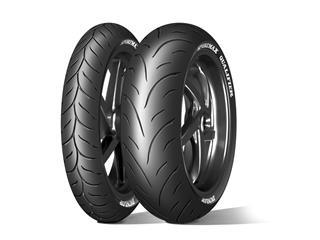 DUNLOP Tyre SPORTMAX QUALIFIER HD 180/55 ZR 17 M/C (73W) TL