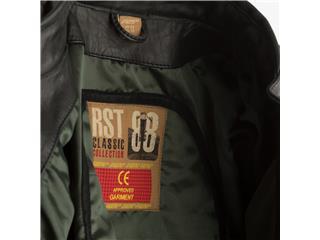 Veste cuir RST Hillberry CE noir taille M homme - 72ec8619-fc01-4829-b3c2-28618338d2d7