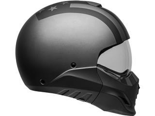BELL Broozer Helm Free Ride Matte Gray/Black Größe M - 735ee06b-b8de-4e35-937d-3e2ad20a2b10