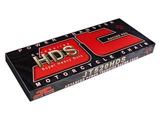 Chaîne de transmission JT Drive Chain 520 HDS 104 maillons  - 450604
