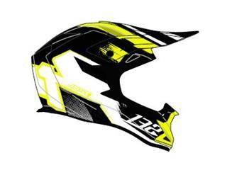 JUST1 J32 Pro Helmet Kick White/Yellow/Black Gloss Size M - 73895d22-1ea1-4271-b147-a4329a8c301c