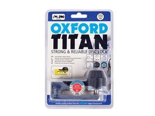 Bloque disque OXFORD Titan Ø10mm chrome - 73a8e367-44bf-4b2c-aadb-7048d808998a