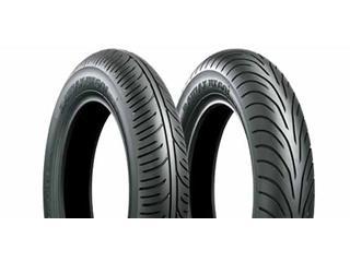 BRIDGESTONE Tyre BATTLAX BT-601SS WET 100/90-12 M/C NHS TL
