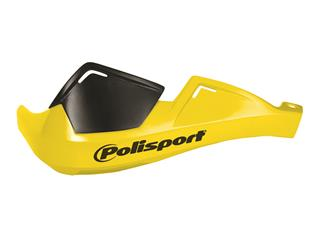 Protège-mains POLISPORT Evolution Integral jaune Suzuki RM (2001)