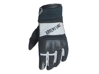 RST Adventure CE Handschoenen Leer/Textiel Zwart/Grijs L/10 Heren