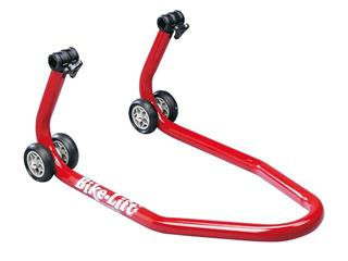BIKE LIFT Red Universal Front Stand With Conical Adaptors - 742c7380-e22e-441c-bc40-704078681ae3