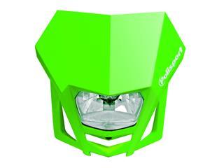 Plaque phare POLISPORT LMX vert - PS025GR03