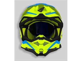 UFO Diamond Helmet Neon Yellow/Blue Size XS - 743eb77a-8b5d-4b7e-b840-e28903ccd8ab