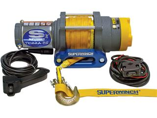 SUPERWINCH Terra 25SR Winch 1134kg Synthetic Rope