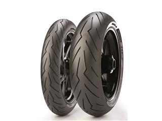 PIRELLI Tire Diablo Rosso III (F) (C) Ducati Monster 2020 120/70 ZR 17 M/C (58W) TL (C)