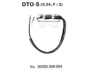 CONDENSATOR HONDA CB360 T 74-76 CJ360 76-77 - 011715