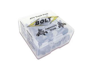 Pack de parafusaria Bolt ATV Honda-Kawasaki-Suzuki-Yamaha