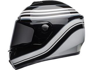 BELL SRT Helm Vestige Gloss White/Black Größe S - 752b68ab-d10b-4ccf-99a9-0cbf820d0548