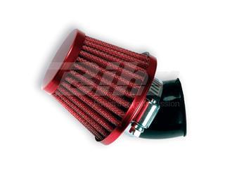Filtro conico papel 28/35 45'. Rojo - 730RJ